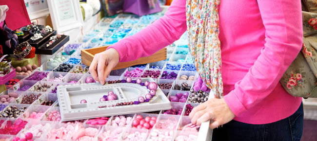 Tips in Purchasing Beads at a Bead Show