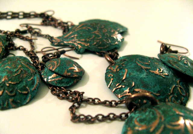 How to patina your jewelry