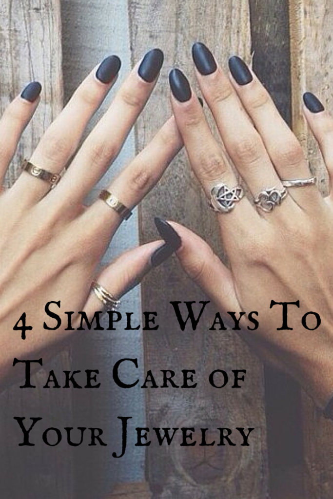 Simple ways to care for your jewelry