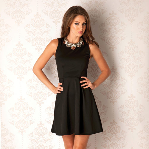 Dress-to-kill in your little black dress