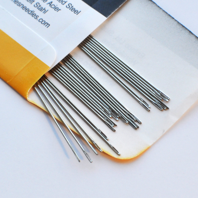 Beading needles sold by Beads and Pieces
