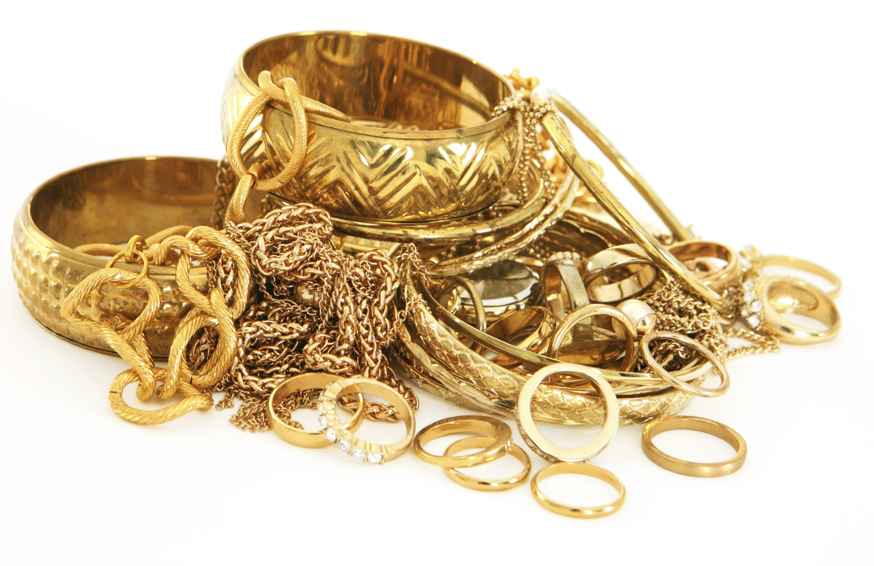 Gold-Filled vs. Gold-Plated: What's the Difference ...