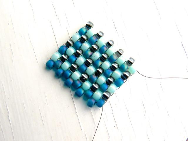 bead stitching