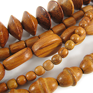 How Wood Beads are Made