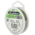 wholesale Beadalon 7 30' sp .53mm Bright