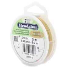 wholesale Beadalon 7GOLD 30' sp