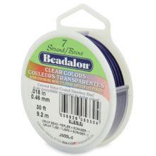 wholesale Beadalon 7 Blue 30'