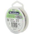 "wholesale Beadalon 7strd .015 ""Bright 100"""