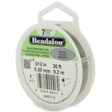 wholesale Beadalon 7 30' sp .30mm