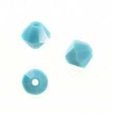 Swarovski 5301 Beads Bicone Turquoise