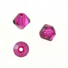 Swarovski 5301 Beads Bicone Ruby