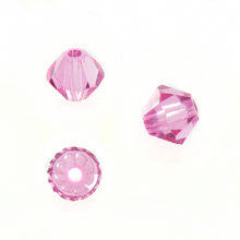 Swarovski 5301 Beads Bicone Rose