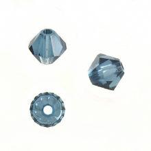 Montana Sapphire Swarovski Beads