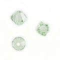 Swarovski 5301 Beads Bicone Chrysolite