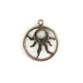 sun pendant copper finish wholesale