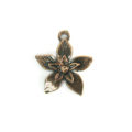 extra small flower copper finish wholesale