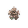 small flower copper finish wholesale