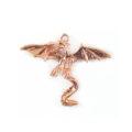 Metal casted dragon design copper 34x41m wholesale