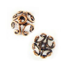 wholesale Bead Cap Bali-Style for 10mm