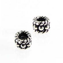 wholesale Sterling Silver Bali Beads