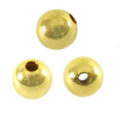 wholesale Gold Filled Seamless Beads 5mm 1.5mm hole