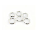 wholesale Silver Plated Split Rings