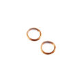 Open Jump ring 8mm wholesale