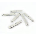 wholesale Spacer Bars 3 strand Silver