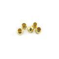 wholesale Crimp Beads 1 Gold
