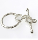 Sterling Silver Toggle Clasps wholesale