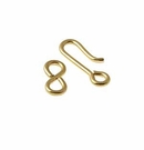 wholesale Hook and Eye Clasps 10sets/pk