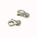 Sterling Silver Figure Eight Clasps wholesale