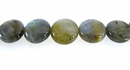 Labradorite Coin Gemstone Beads wholesale gemstones