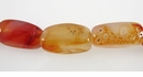 Carnelian Nugget Beads 10-20mm wholesale gemstones