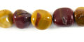 mookaite nuggets 7-11mm wholesale gemstones