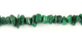 Malachite chips 4-7mm wholesale gemstones