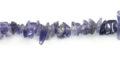 "Iolite chips 4-7mm, 36"" wholesale gemstones"