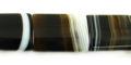 Blackline Agate Flat square wholesale gemstones