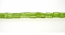 Peridot Cut Tube Shape wholesale gemstones