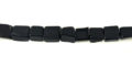 Black onyx rectangular wholesale gemstones