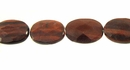 red tiger eye faceted oval wholesale gemstones