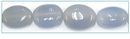 blue chalcedony ovals wholesale gemstones