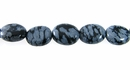 Snowflake Obsidian oval wholesale gemstones