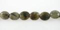 Labradorite flat oval wholesale gemstones