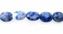 Brazil Sodalite oval faceted 8x10mm wholesale gemstones