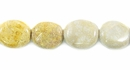 Fossil Coral oval 8x10mm wholesale gemstones