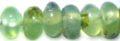 Prehnite green rondelle 8x5mm wholesale gemstones