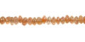 Button Sunstone Beads wholesale gemstones