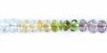 multistone 4mm saucer wholesale gemstones