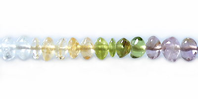 multistone 4mm saucer wholesale gemstones